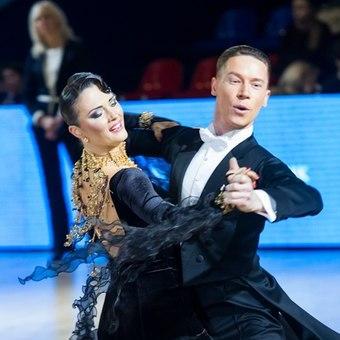 Сергей и Екатерина Белозёровы